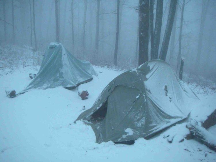 White Rock camping 2