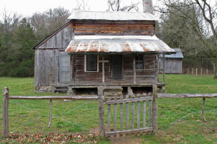 Parker-Hickman cabin