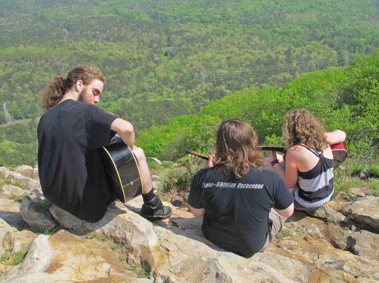 Pinnacle Mountain musicians