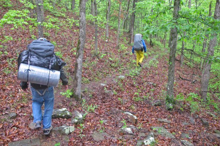 Hiking the Marinoni