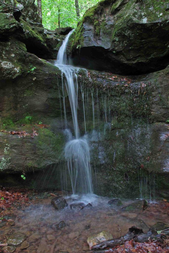 Marinoni waterfall
