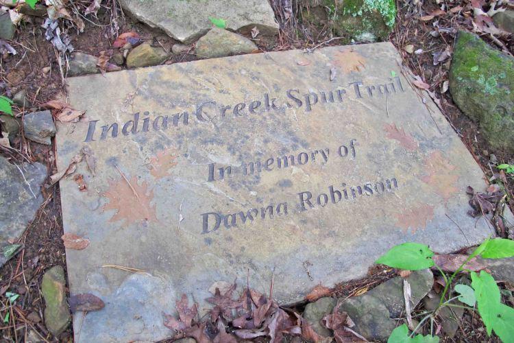 Dawna Robinson Memorial Marker