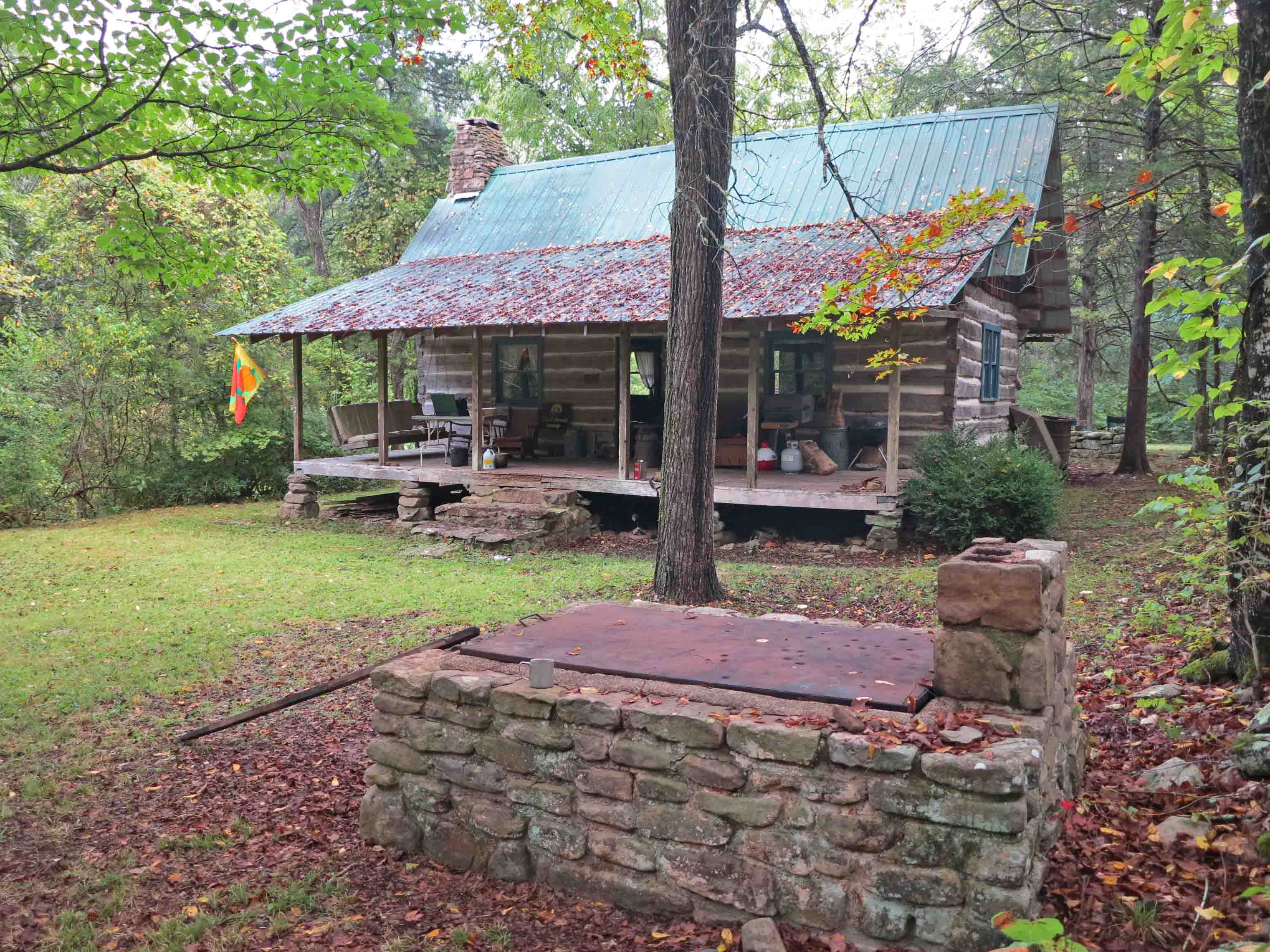 cabins arkansas the broome cabin sylamore mountain cliff rentals