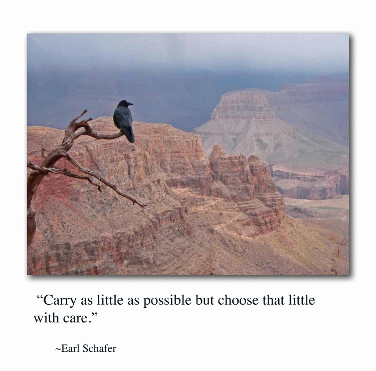 Quote Earl Shafer Canyon
