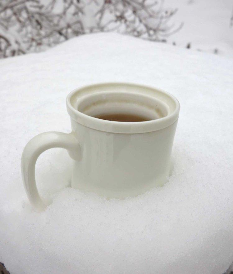 My favorite tea cup.