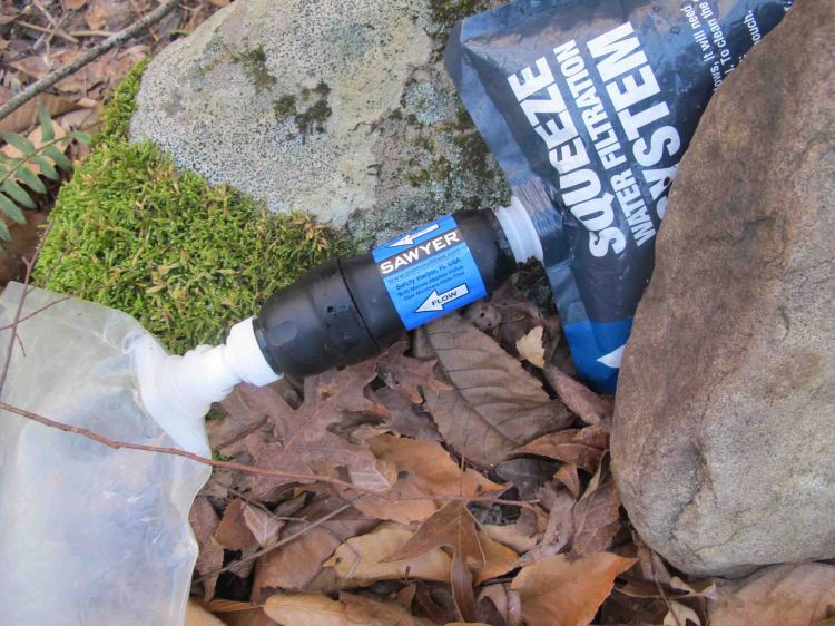 Sawyer waterfilter