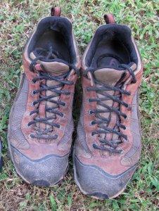 Oboz hiking shoes