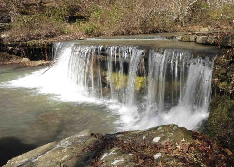 Little Roaring Falls