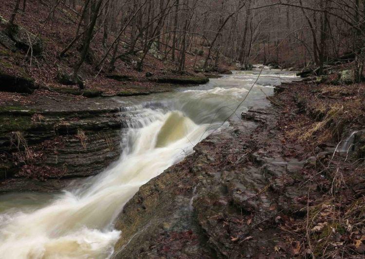 Spirites Creek