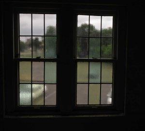 Sunday School class window
