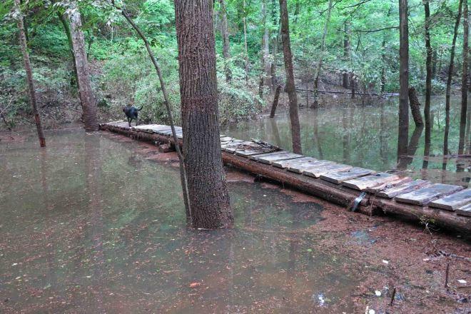 Little Clear Creek Bridge
