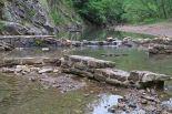 Stream through Iron Spring Recreation Area