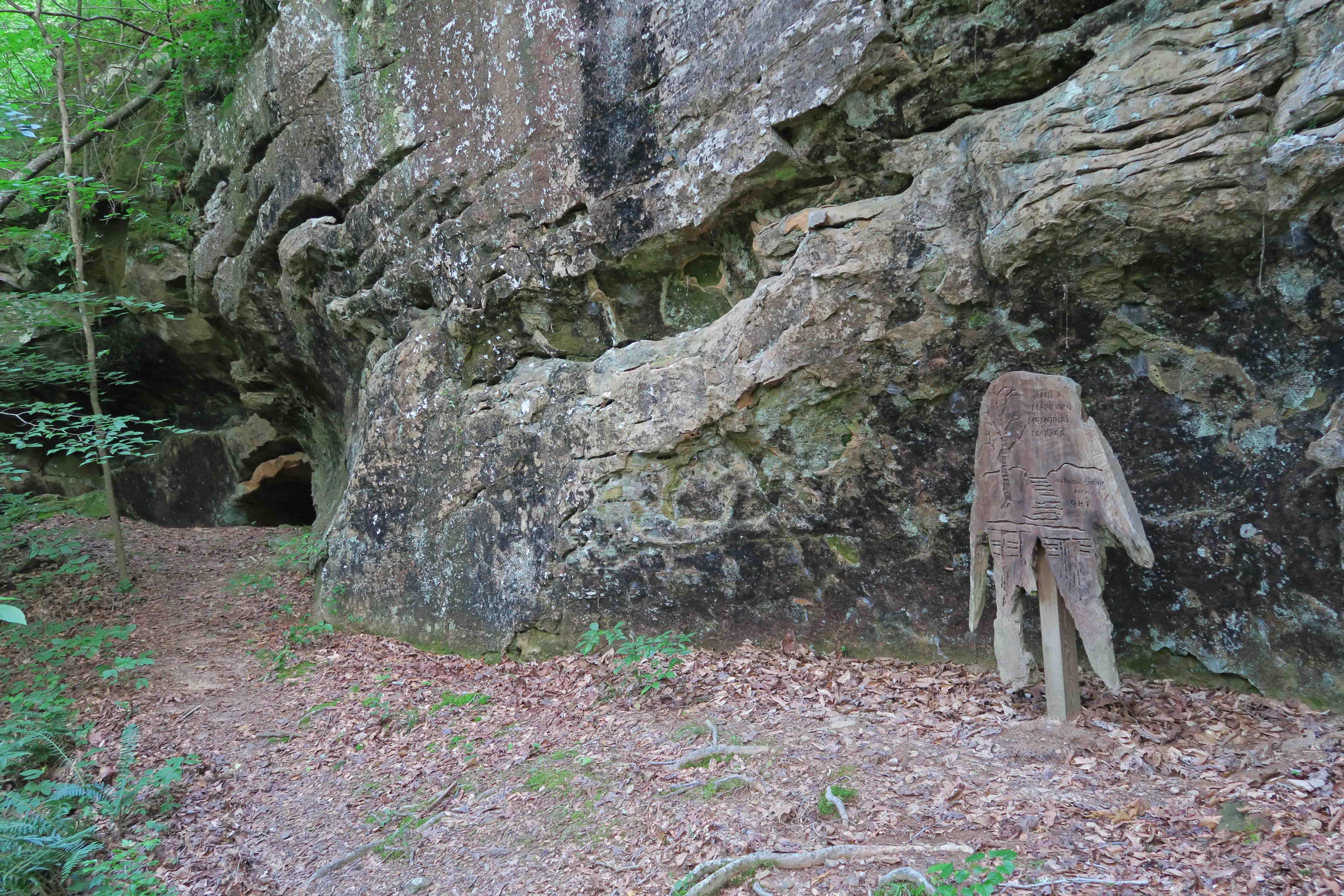 exploring arkansas features the marinoni scenic area in