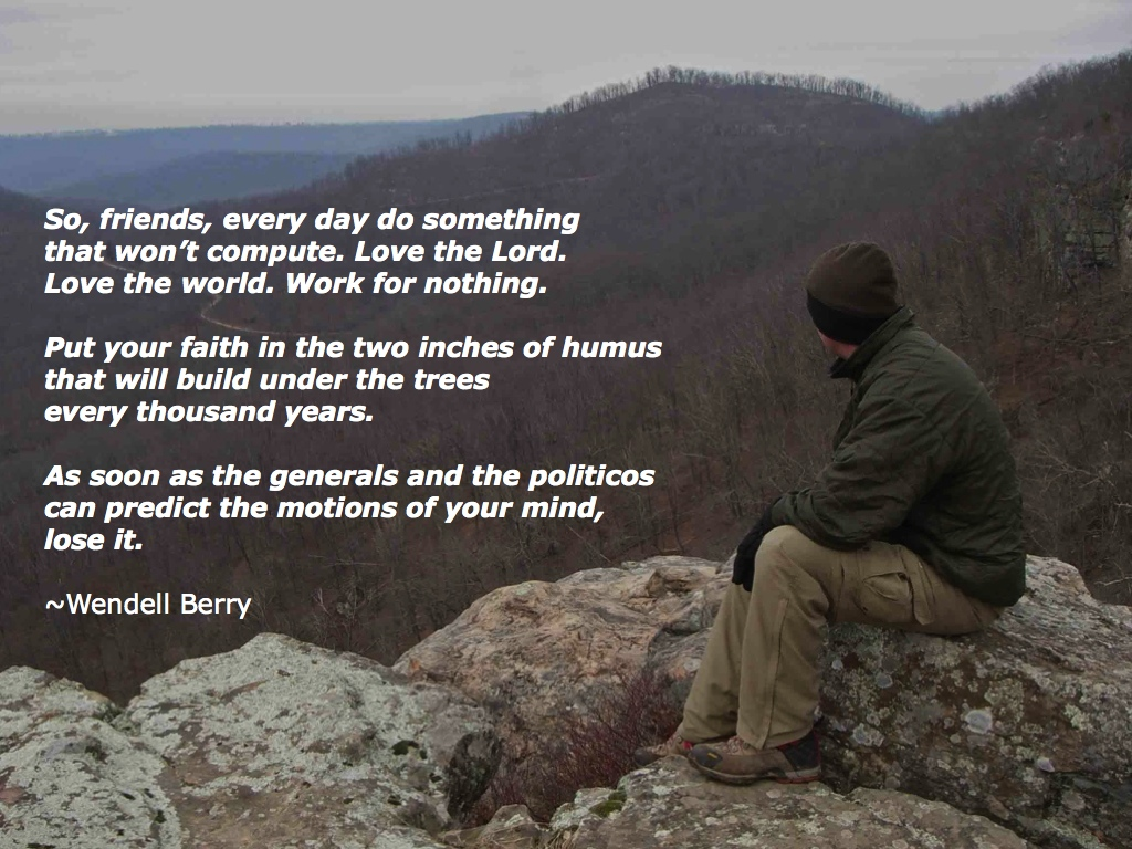 Wendell Berry .001
