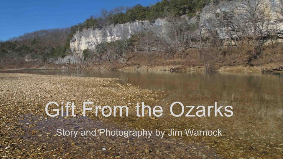 Gift From the Ozarks cover