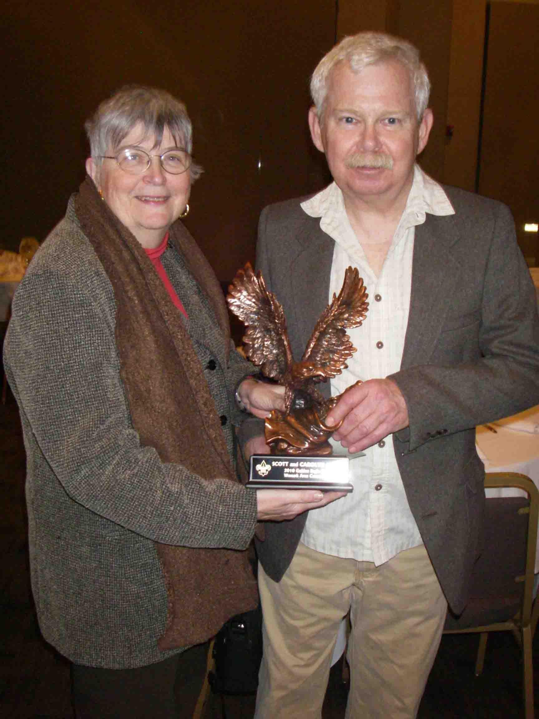 Scott Carolyn award