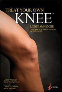 Treat Your Own Knee Robin McKenzie